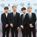 Bangtan Boys di Red Carpet Korean Popular Culture And Art Awards 2018