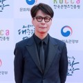 Yoon Sang di di Red Carpet Korean Popular Culture And Art Awards 2018