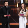 Ryu Jun Yeol dan Choi Hee Seo bacakan Nominasi Best New Actor and Actress Award Kategori Film