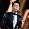 Nam Joo Hyuk Raih Piala Best New Actor Award Kategori Film