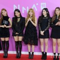 (G)I-DLE di Red Carpet Melon Music Awards 2018