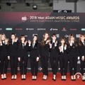 IZ*ONE di Red Carpet MAMA 2018 Jepang