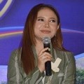 Rossa di Konferensi Pers Indonesian Idol Junior 2018