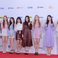 Momoland di Red Carpet SBS Gayo Daejun 2018