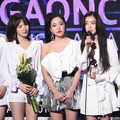 Red Velvet Raih Piala Artist of the Year Bulan Agustus