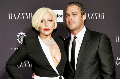 Lady GaGa Unggah Video Thanksgiving dengan Taylor Kinney di Ranjang
